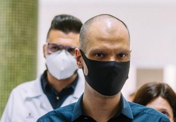 Bruno Covas decide se licenciar do cargo, para tratar do câncer