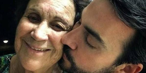 Pe. Fábio de Melo homenageia a mãe: 'Que saudade de nós juntos'