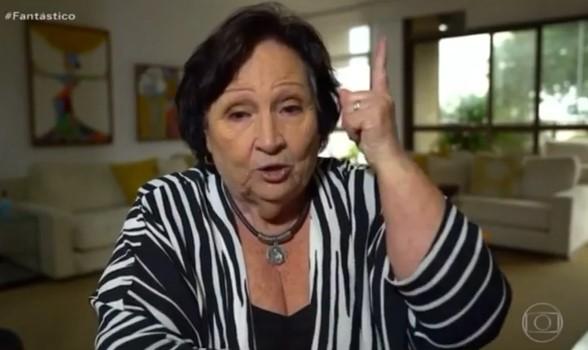 "Mãe de Paulo Gustavo: ""Roubar na pandemia é assassinato!"""