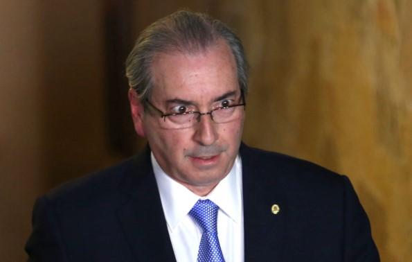 """""""A grande golpista foi a Dilma"""", diz Cunha sobre impeachment"""