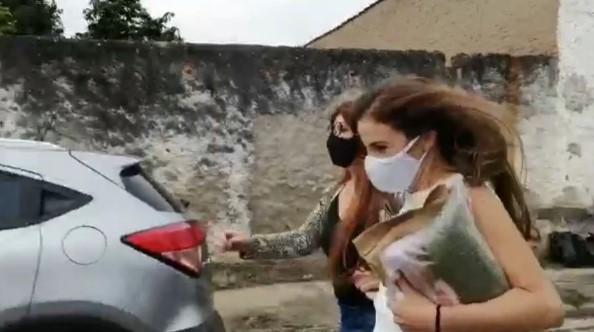 Suzane von Richthofen deixa pisão em SP para 'saidinha'