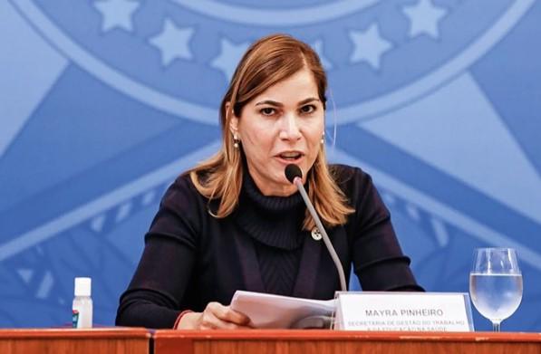 Assista! Mayra Pinheiro presta depoimento na CPI da Pandemia