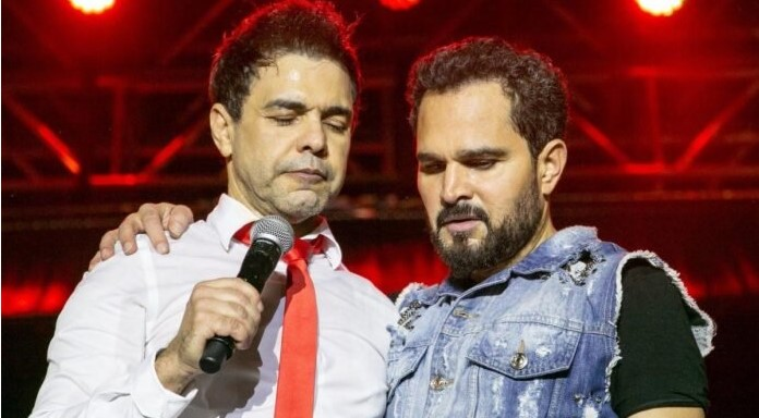 Zezé Di Camargo e Luciano dispensam banda e seguem carreira solo sem funcionários