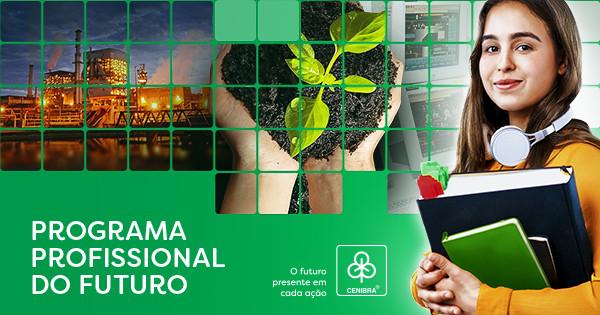 CENIBRA abre inscrições para o Programa de Estágio 2021/2022