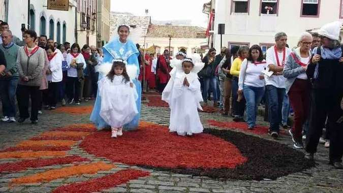 Corpus Christi: Ouro Preto adota medidas restritivas, mas manterá tradições