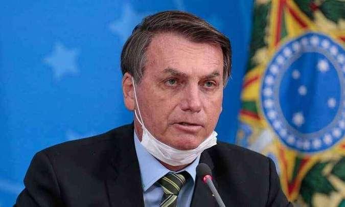 Bolsonaro: 'Quem quer mais auxílio é só ir no banco e fazer empréstimo'