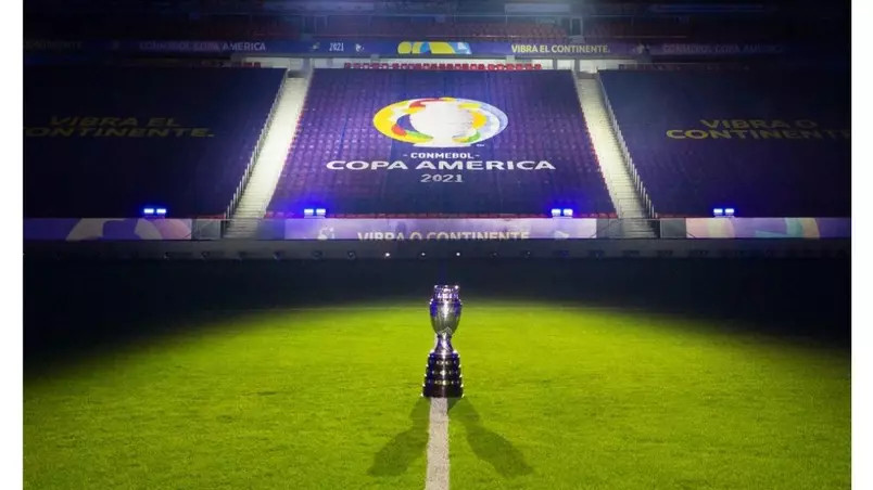 Sobe para 166 número de casos de Covid-19 na Copa América