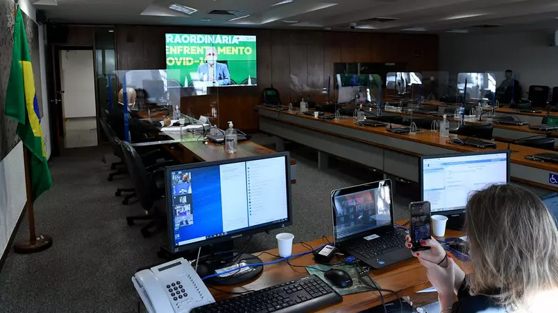 Brasil receberá 1,5 milhão de doses da Janssen na terça-feira (22), diz Queiroga