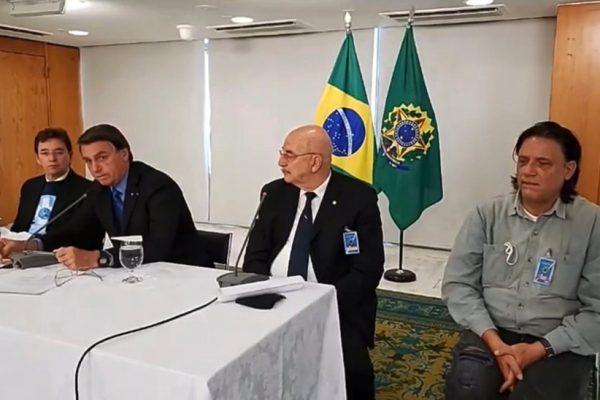 Vídeo de reunião no Planalto reforça suspeita da CPI de 'gabinete paralelo' da Saúde