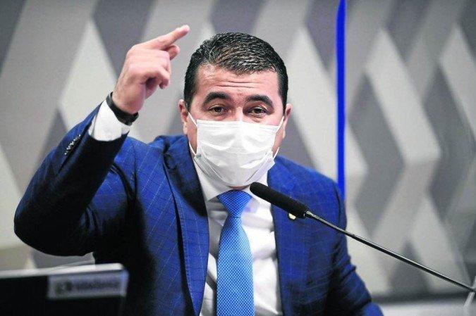 Luis Miranda diz que vai pedir prisão de Dominguetti por mentir na CPI