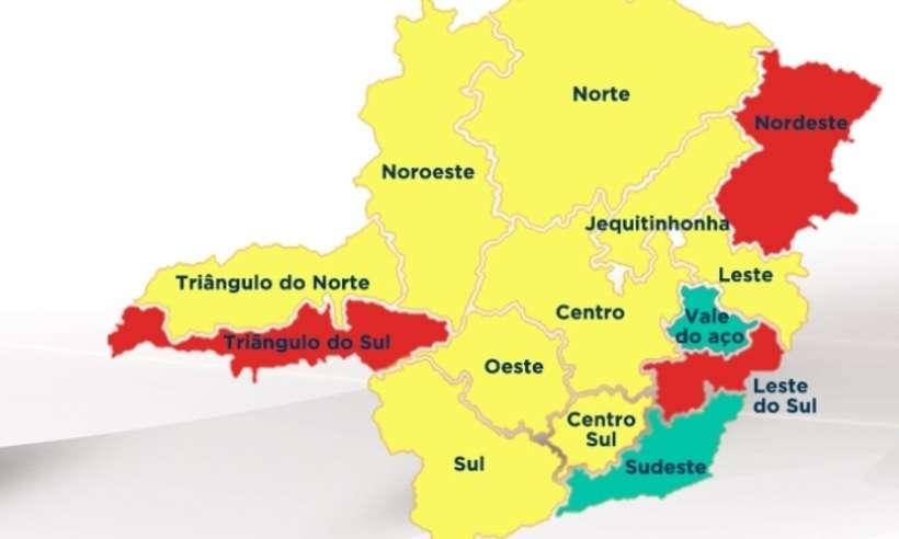 Minas tem queda de 11% na incidência da COVID; busca por UTI também cai