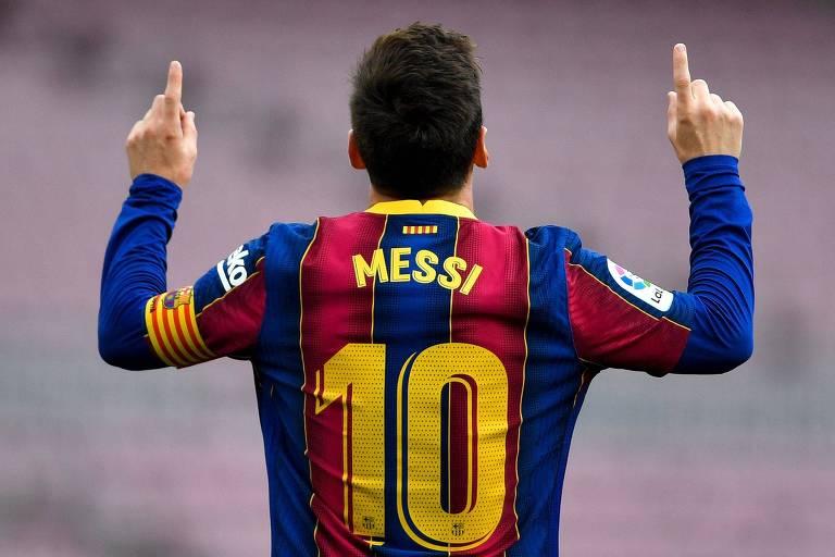 Bomba: Barcelona anuncia que não conseguirá renovar com Messi