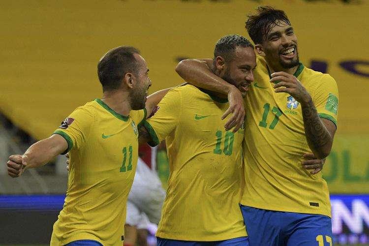 Atrás da Bélgica, Brasil mantém 2º lugar no ranking da Fifa