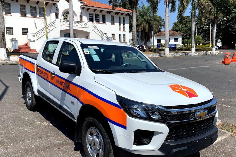 Defesa Civil de Santana do Paraíso é premiada por resultados